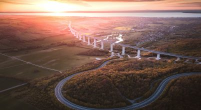 A nap képe: Kőröshegyi völgyhíd