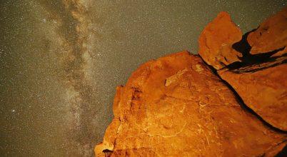 A nap képe: Petroglifák az Atacama-sivatagban