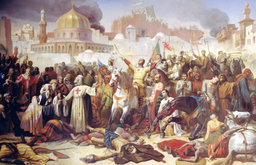 Jeruzsálem ostromának újabb leletei kerültek elő