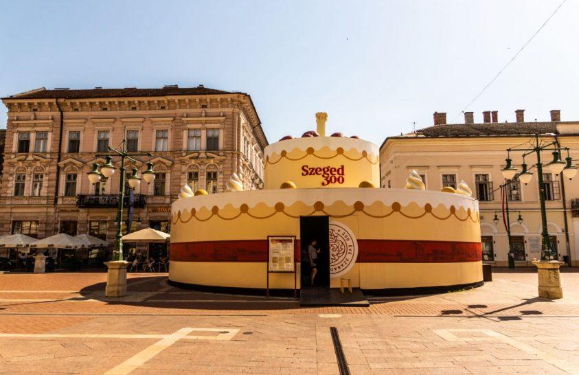 Szeged 300 éve szabad