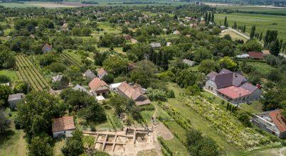 Újabb épületmaradványok kerültek elő Szigetvárnál