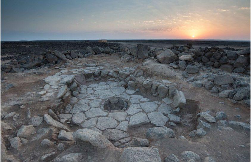 14 ezer éves kenyérmorzsákra bukkantak Jordániában