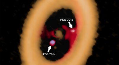 Holdkeletkezést csíphettek el egy exobolygó-rendszerben