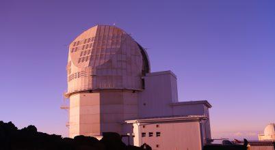 2019-ben megkezdi működését a legnagyobb földi napteleszkóp