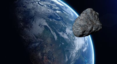 Megközelítette a Földet egy 100 méteres aszteroida