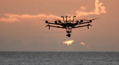 Drónnal térképeztek fel egy korallzátonyt