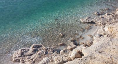 Ismét bebizonyosodott, hogy a Holt-tenger egyedülálló
