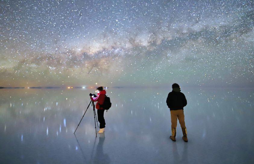 2019. július asztrofotója: Tükörben a déli Tejút