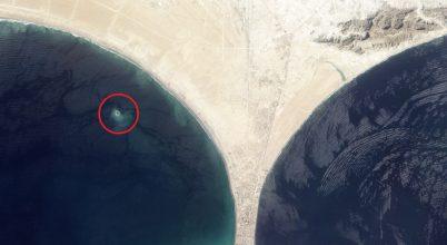 Jött és ment: hat év alatt kialakult, majd eltűnt egy sziget