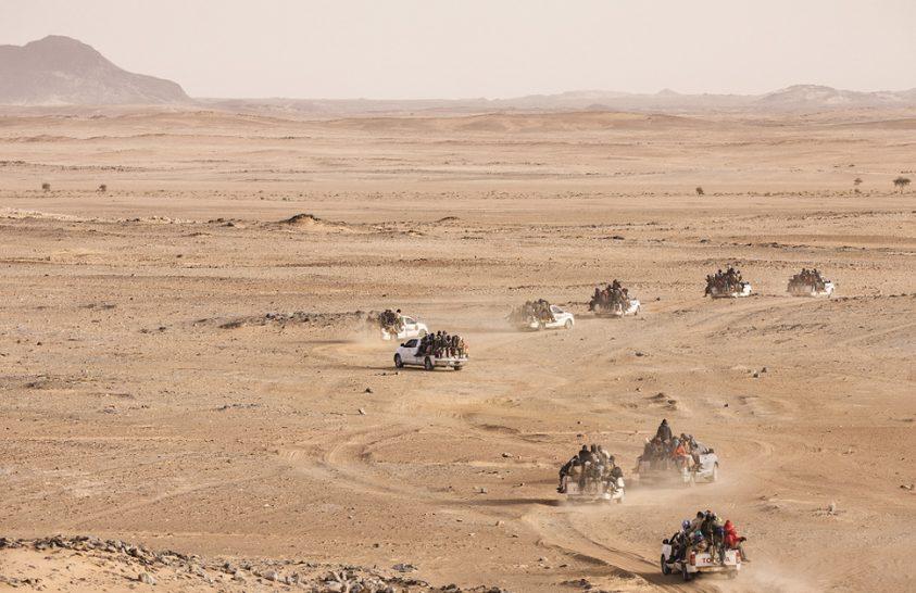 Niger válaszúton