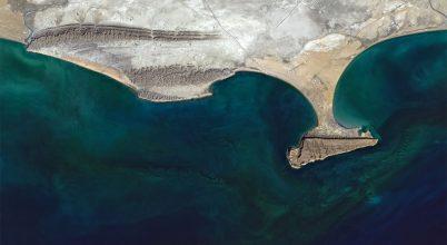 Pörölyfejű félszigetek a pakisztáni partvidéken