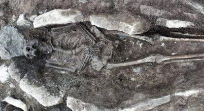 Középkori temető került elő a főiskolai kampusznál
