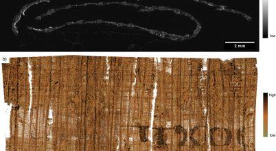 Új technológiával olvashatják az egyiptomi papiruszokat