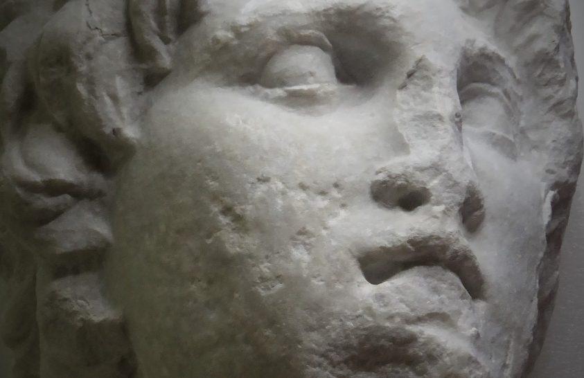 Elveszett Nagy Sándor szobrot találtak