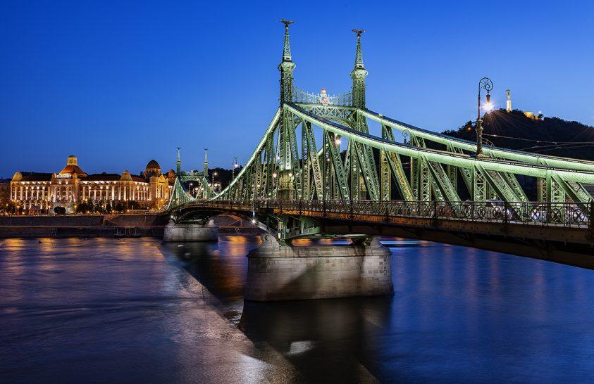 A nap képe: Szabadság híd