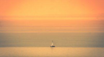 A nap képe: Balatoni csönd