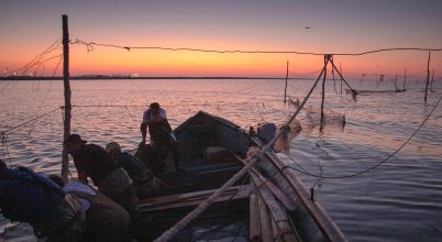 Halászokkal a Fekete-tengeren