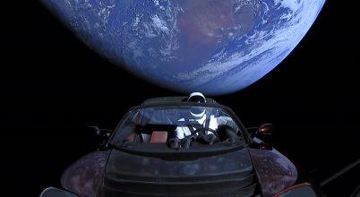 Meglátogathatják az űrben keringő Teslát?