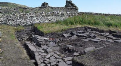 Elit viking klubot azonosítottak Skóciában