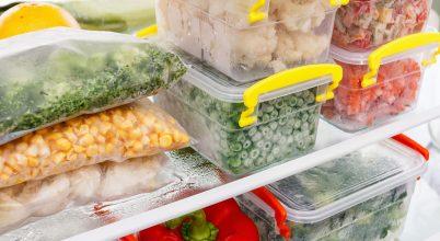 Élelmiszerek biztonságos tárolása
