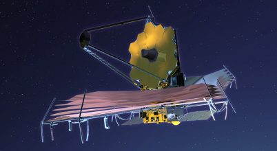 Összeállt a James Webb űrtávcső