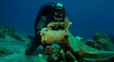 Kétezer éves hajótemetőre bukkantak