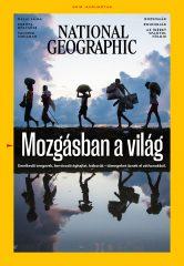 National Geographic 2019. augusztusi címlap