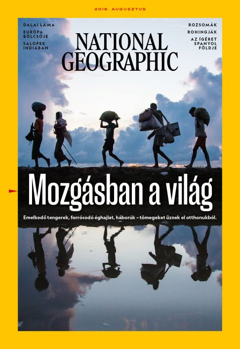 National Geographic Magazin - 2019. augusztus