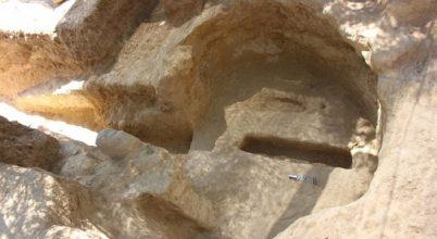 3400 éves sírokra bukkantak Görögországban