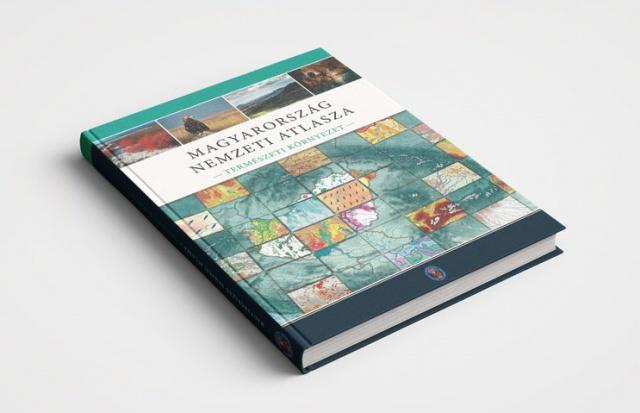 Rangos elismerést kapott a magyar nemzeti atlasz angol nyelvű kiadása