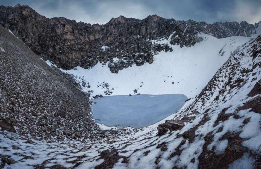 Megvizsgálták a Csontváz-tó maradványait