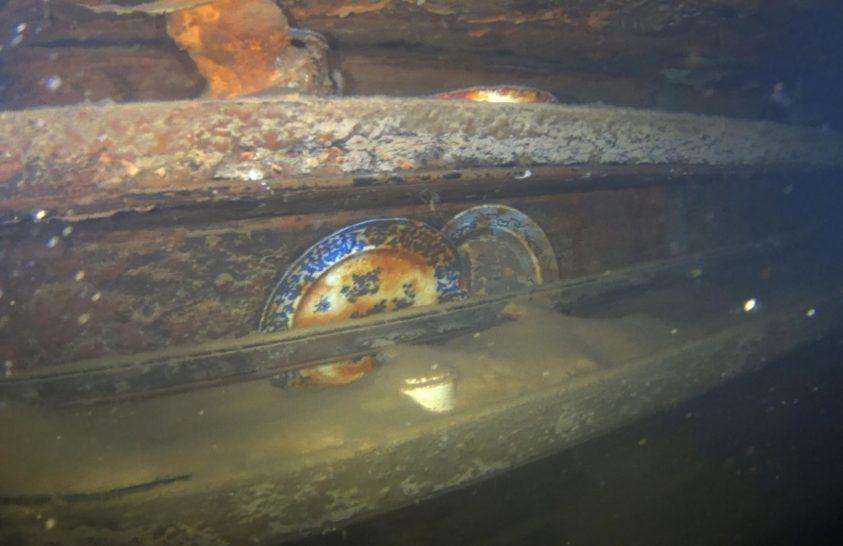 Meglepte a régészeket a sarkvidéki hajóroncs állapota