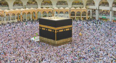 Hamarosan túl forró lehet a klíma a mekkai zarándoklathoz