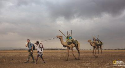 Együtt a menekültek útján