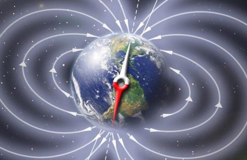 22 ezer éven át tartott a legutóbbi mágneses pólusváltás
