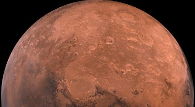Ha volt élet a Marson, a por segíthette a fennmaradását
