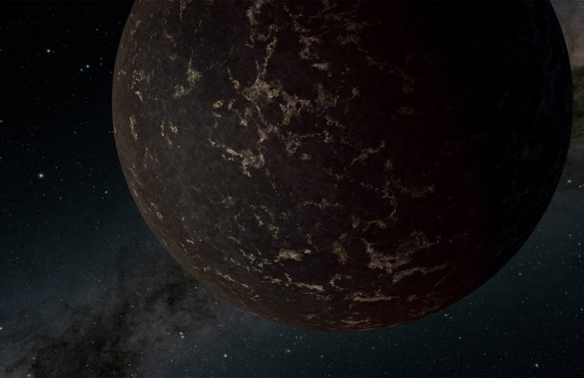 Egy exobolygó felszínére pillantott a Spitzer űrtávcső