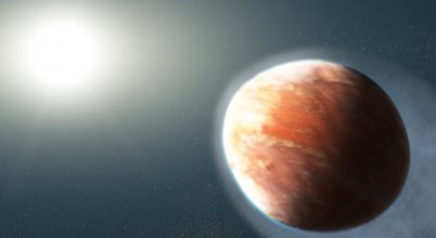 Fémes légkörű, ovális bolygót fedezett fel a Hubble