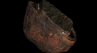 Nevet is kapott a meteoritban talált ásvány