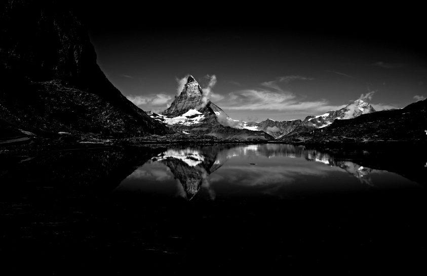 A nap képe: A Matterhorn