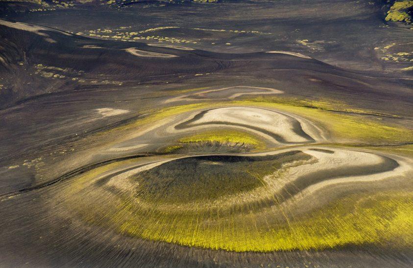 A nap képe: Izlandi rajzolat