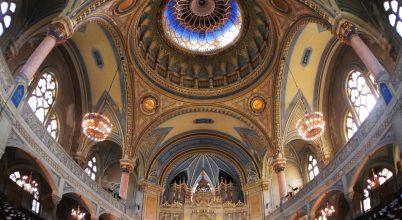 A nap képe: Szegedi zsinagóga
