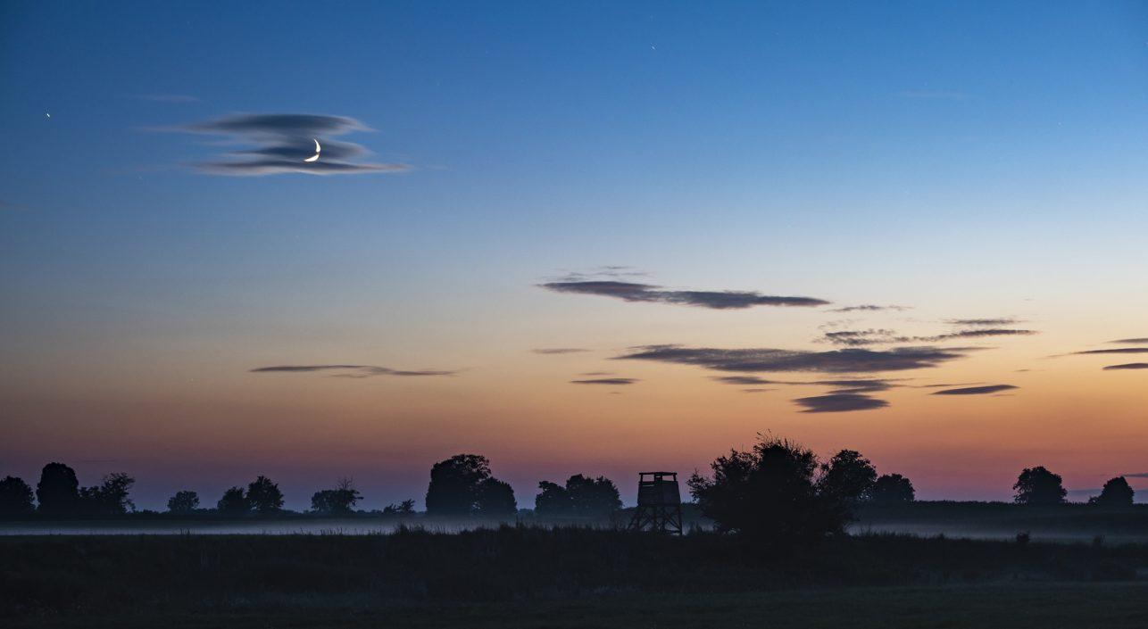 A nap képe: Alkonyati mese