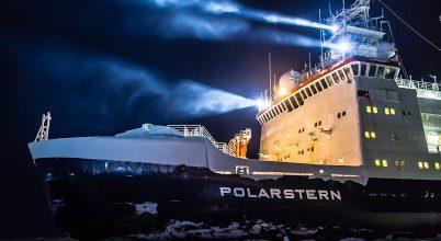 Egy éves sarkvidéki küldetésre indul a Polarstern kutatóhajó