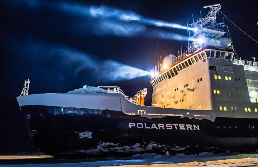 Egyéves sarkvidéki küldetésre indul a Polarstern kutatóhajó