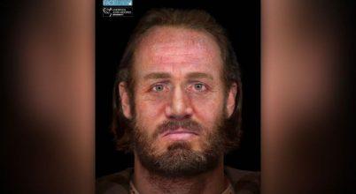 Rekonstruálták a klánháború áldozatának arcát