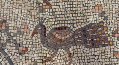 Kivételes ókori mozaikot találtak Izraelben