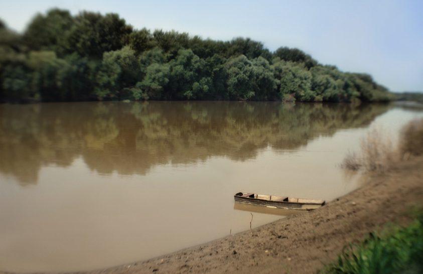 Tiszta víz, boldog Tisza