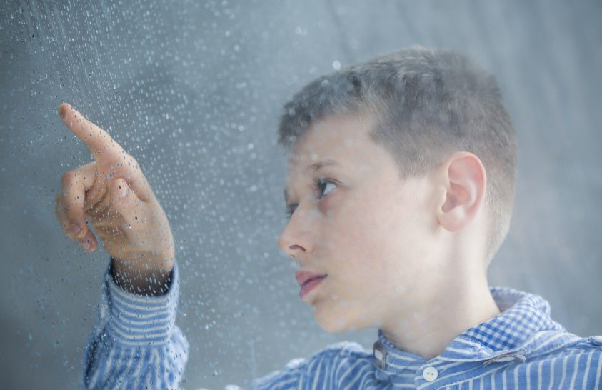 Szociabilitás autizmus-spektrumzavarban: élettani alapok