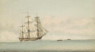 Valószínű James Cook hajója került elő